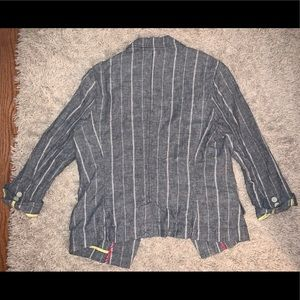 American Eagle Outfitters Jackets & Coats - Gray Blazer